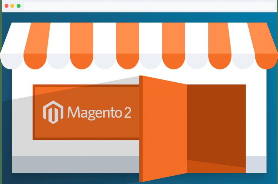 Magento 2 webshop